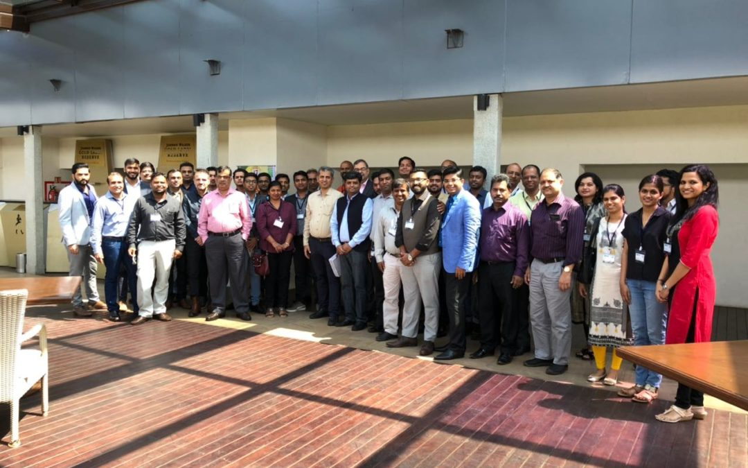 Idea to IPO Workshop @ NASSCOM, Technology Club & IT Ministry Govt.- Goa