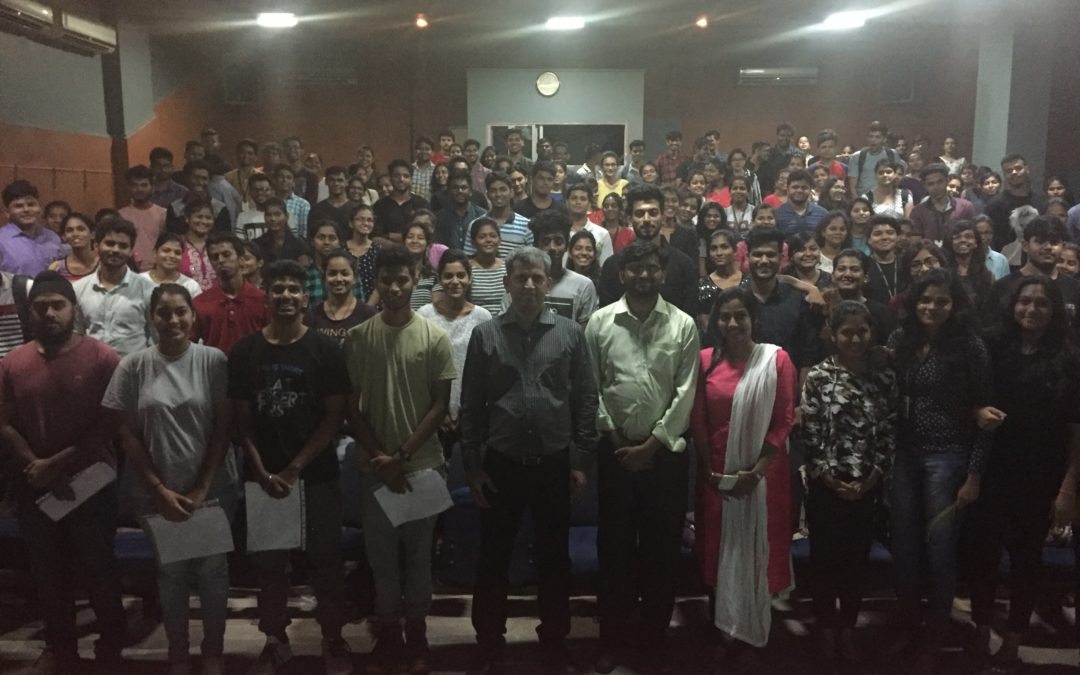 Launch Your Career Workshop @ Sathaye College, Mumbai