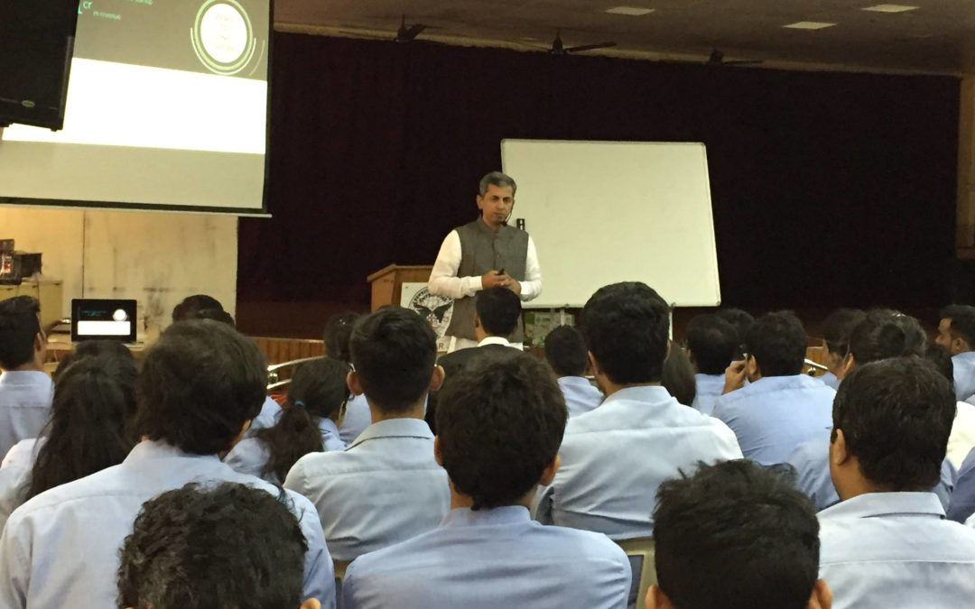 Zero to One Crore Workshop @ St. Francis Institute of Management and Research